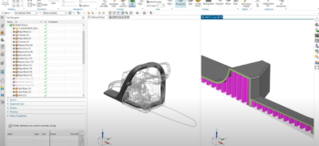 NX on Microsoft Azure powered by AMD: Additive Manufacturing