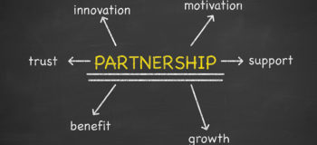 Why partner with a partner?