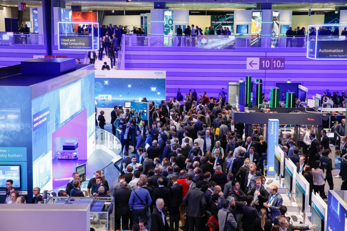 Siemens at SPS 2019