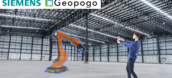 Geopogo and Siemens for full-size Augmented Reality
