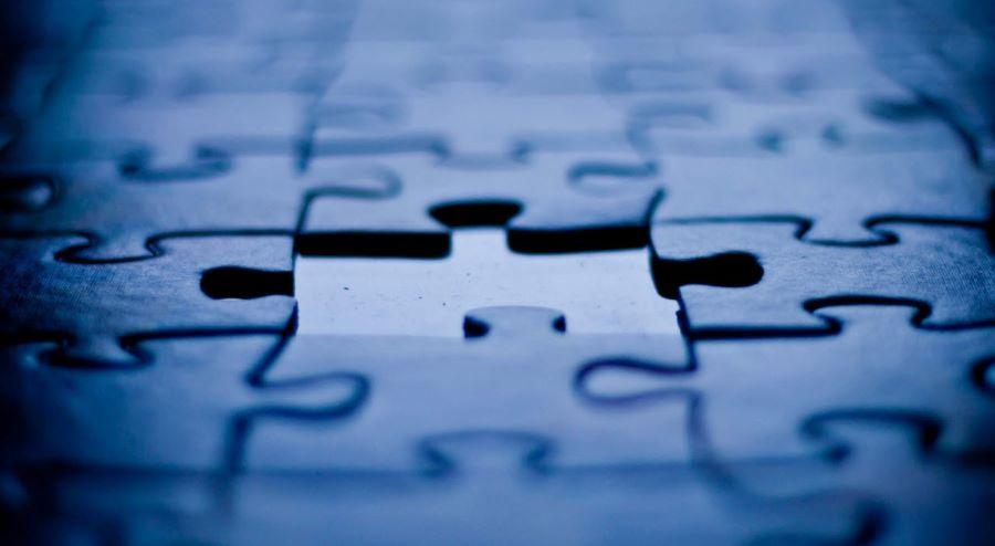 missing puzzle piece