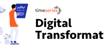 TimeSeries logo with Digital Transformation title