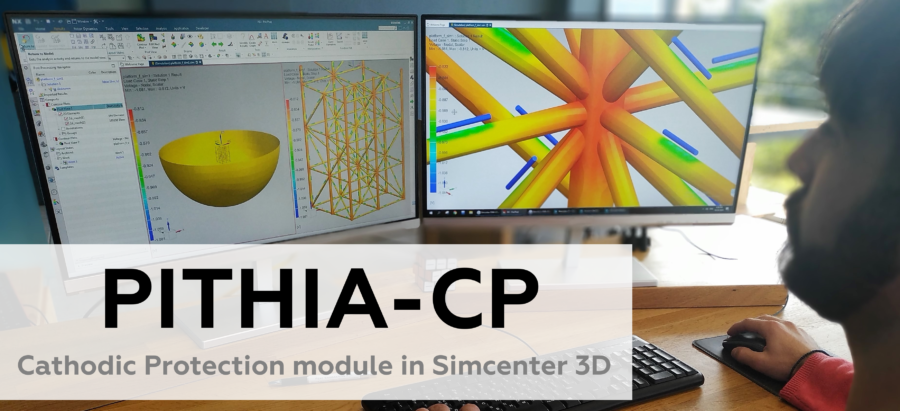 PITHIA-CP Cathodic Protection module in Simcenter 3D