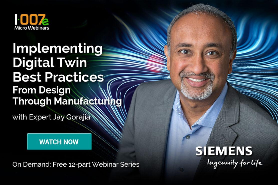 iConnect webinar series - Digital Twin