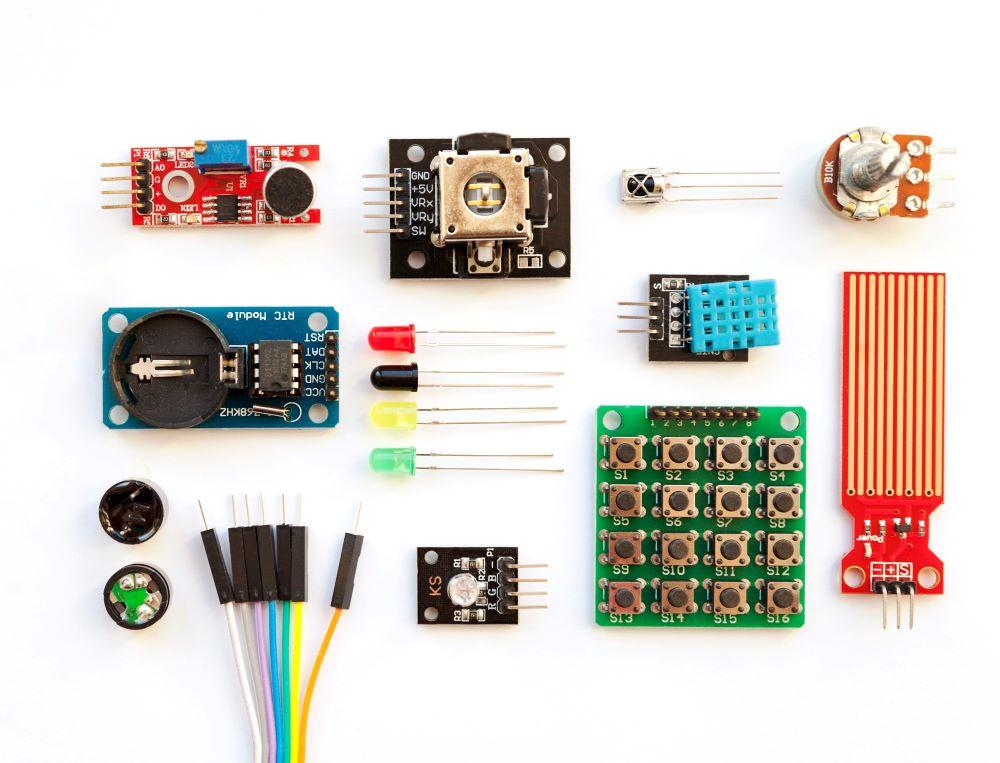 Electronics component counterfeit