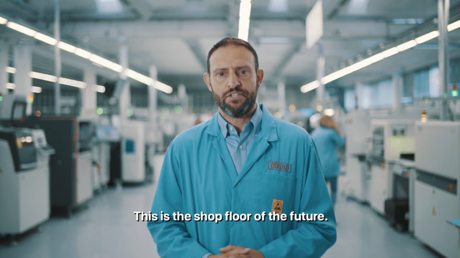ROJ Factory of the future video