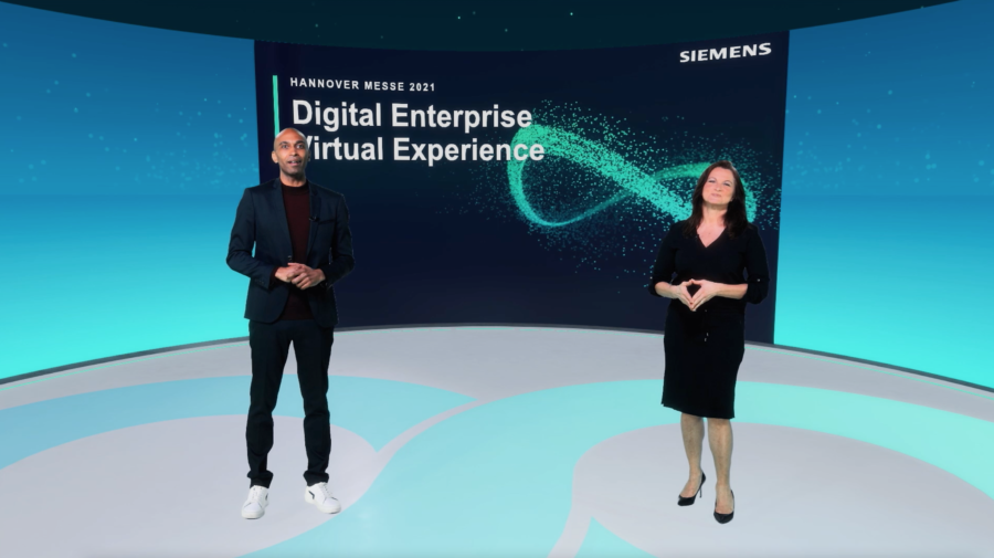 Siemens at Hanover Messe 2021