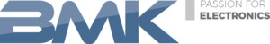 BMK logo with slogan