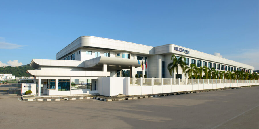 PCB assembly manufacturer ESCATEC HQ in Penang