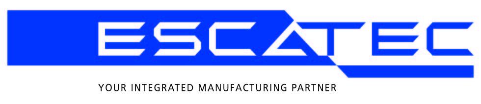 PCB assembly manufacturer Escatec logo