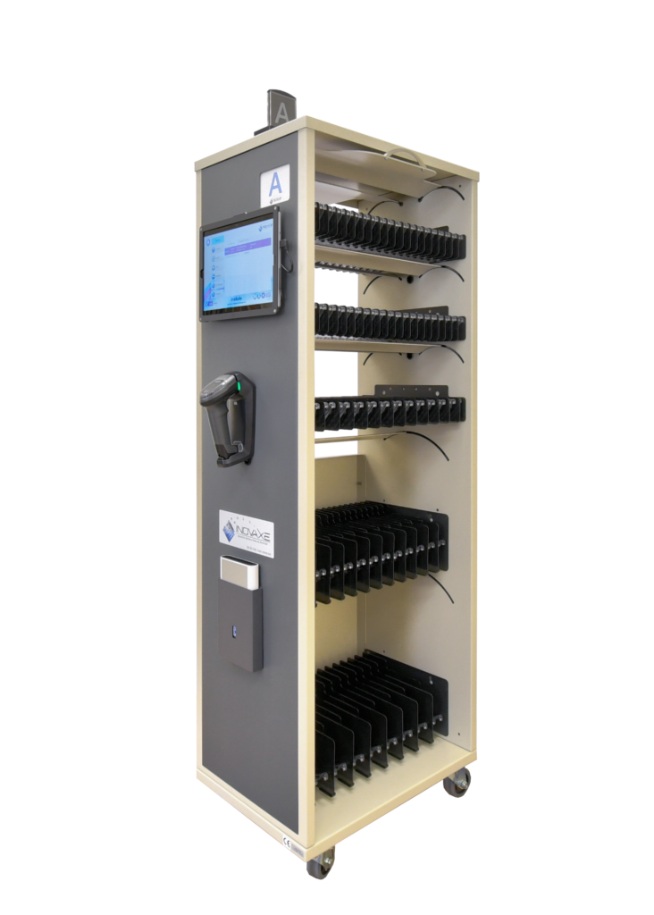 SMT reel storage shelves