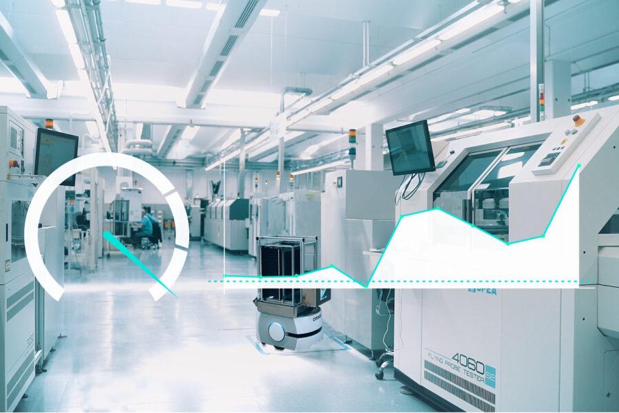 SMT assembly productivity