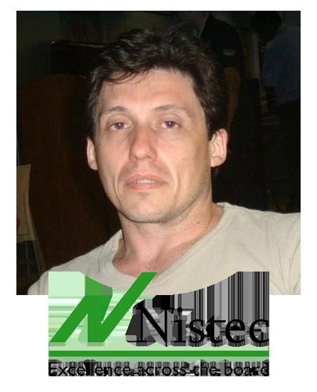 Evgeny Makhline, Nistec CTO