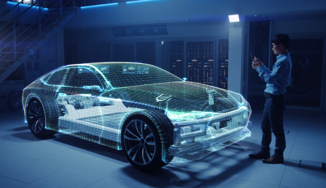 Automotive EE Systems Revolution podcast roundup - car image