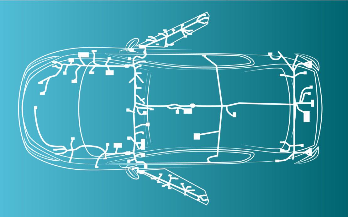 automotive network digital twin