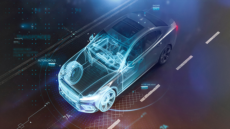 Revolutionary change: Vehicle systems and software driven architectures