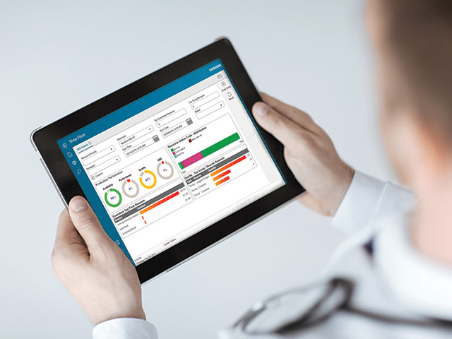 Siemens Opcenter Execution Medical Device and Diagnostics