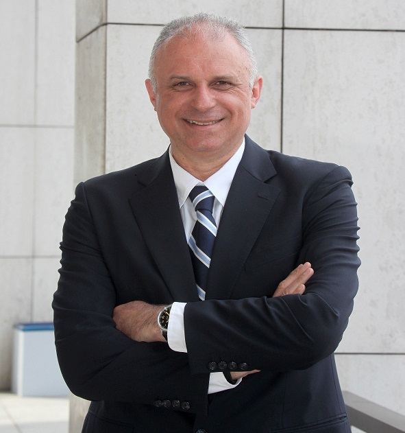 picture of Zvi Feuer, senior vice president of Digital Manufacturing Software Solutions for Siemens Digital Industries Software
