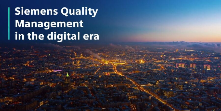 Siemens Quality Management