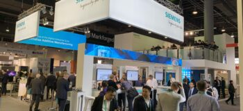 Siemens Formnext 2018 Booth