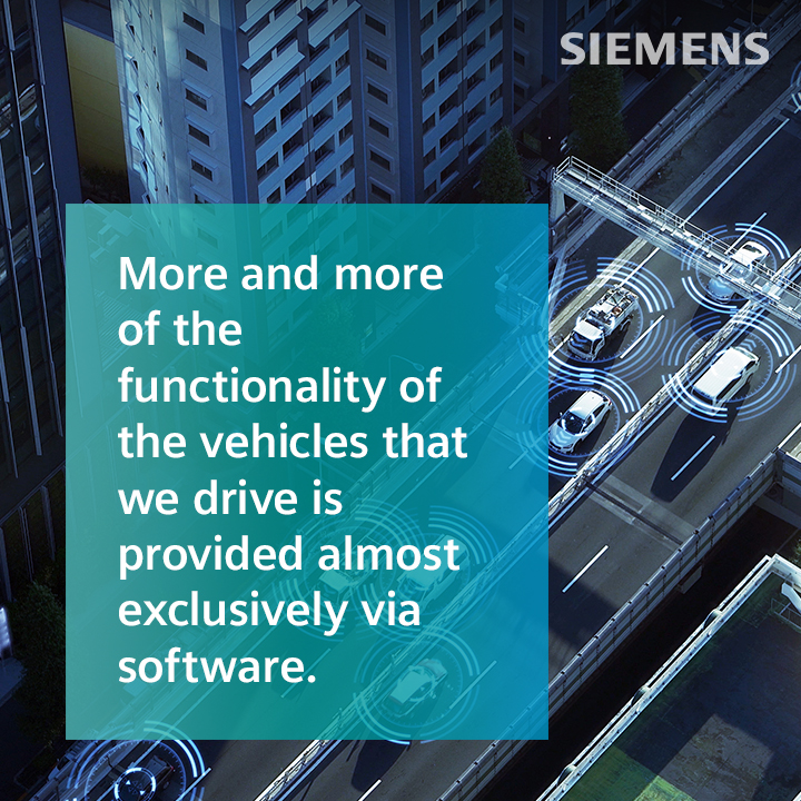 Electrification and software-defined vehicle trends are impacting the automotive industry.