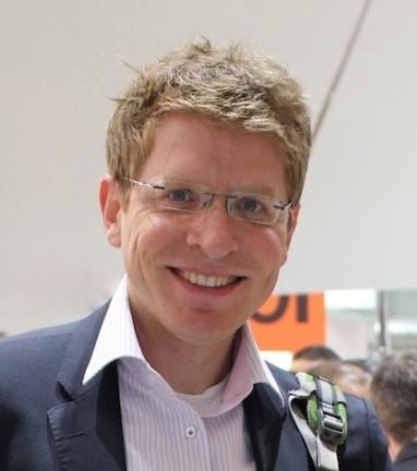 Jakob Schillinger – Technical Evangelist at Mendix