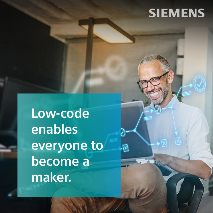 Low-code app development powers digital enterprise transformation