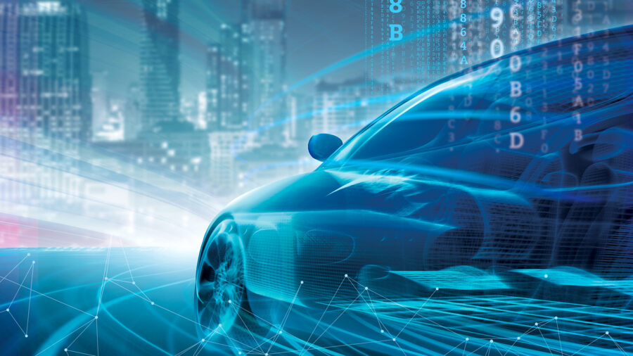Future car design with MBSE Model Based Systems Engineering