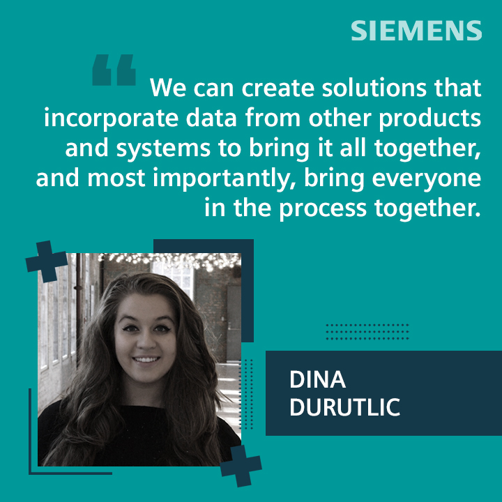 Mendix incorporates data from products and systems to break down silos and facilitate collaboration