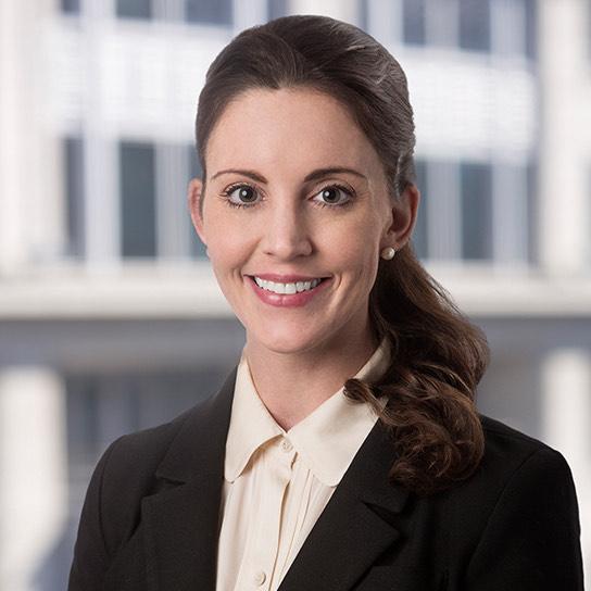 Katherine Sheriff Associate Attorney in Davis Wright Tremaine