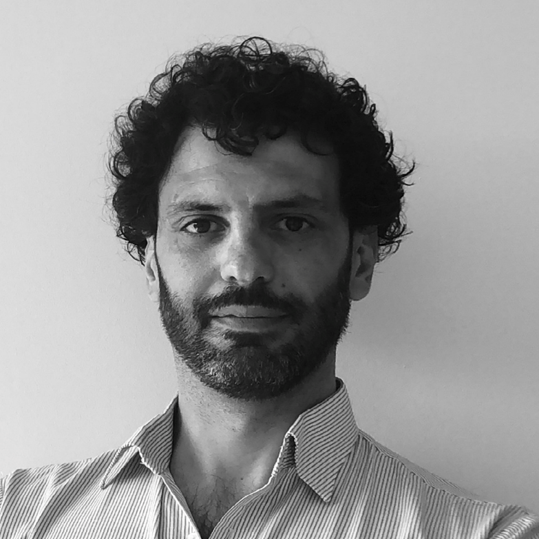 Luca Oggiano, our guest