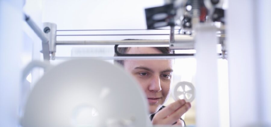 digital part production additive manufacturing
