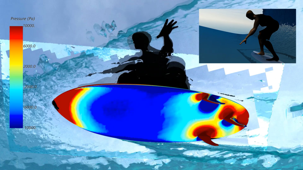 Riding the digital wave with Nabla Flow and Siemens Simcenter CFD simulation