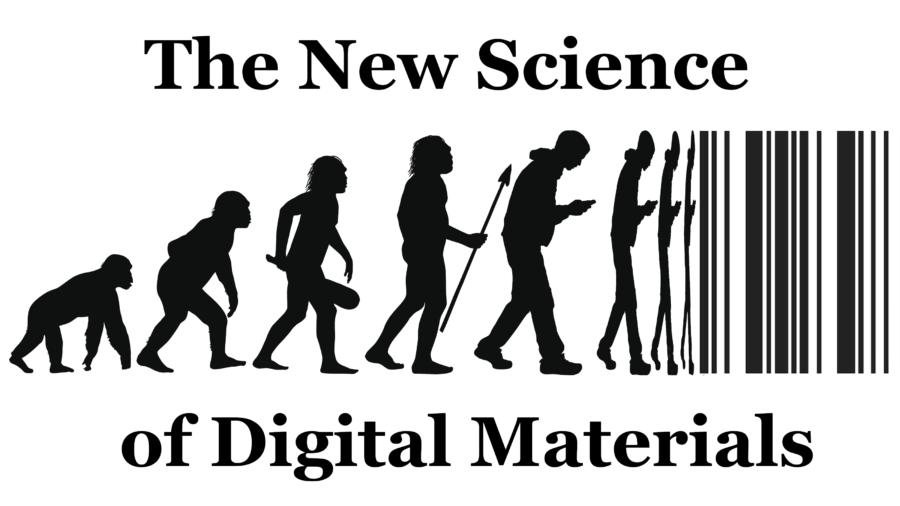New science of digital materials