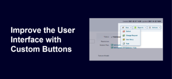 How to add Custom Buttons to your Work Items