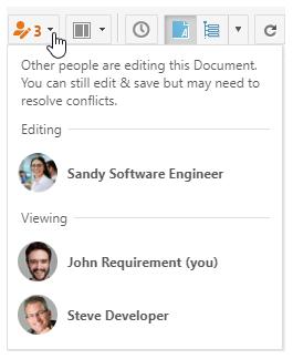 Collaboration Notification Orange