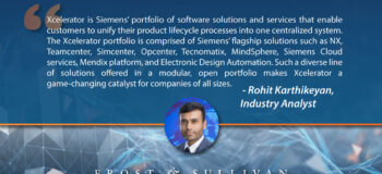 Frost & Sullivan awards Siemens for digitalization strategy