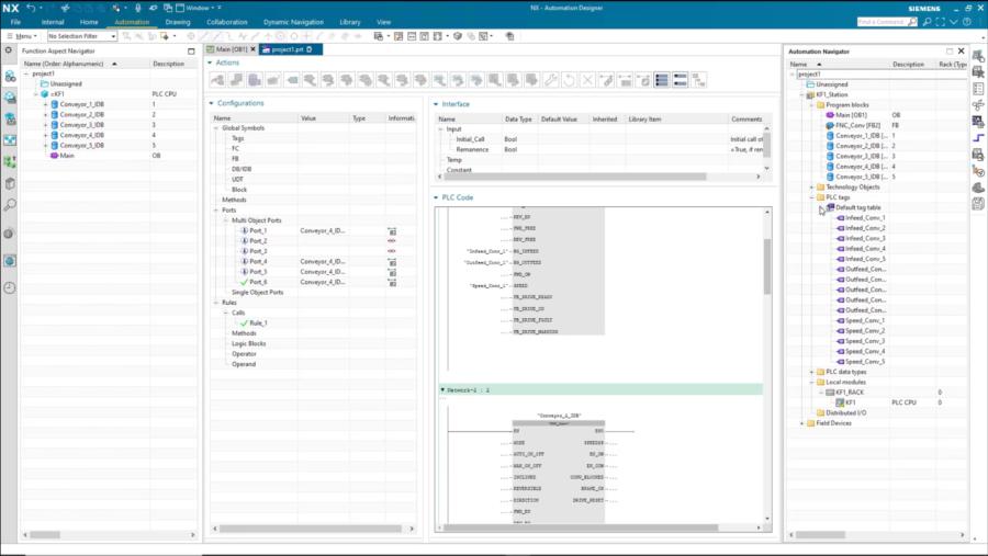 Automation Software Calls Software Screenshot