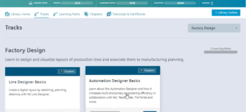 NX Automation Designer on demand online training available