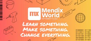 Mendix World 2021