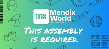 Our session picks for manufacturers at Mendix World 2021