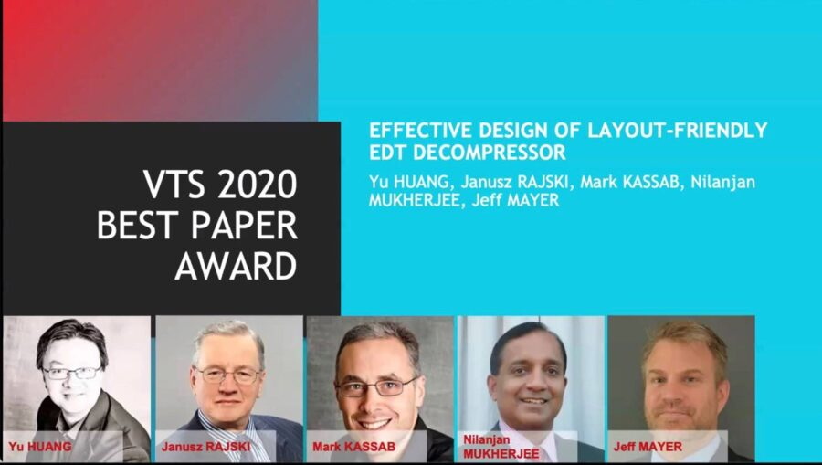 VTS 2020 best paper_Tessent