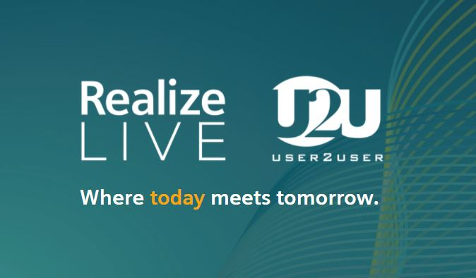 RealizeLIVE + User2User