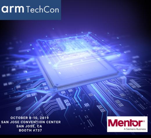 Mentor at ArmTechCon 2019
