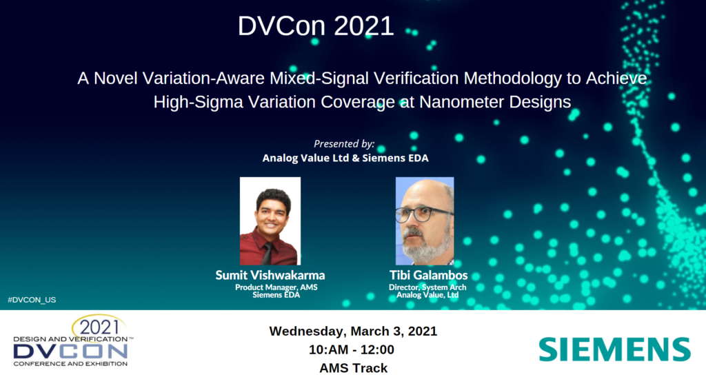 Siemens EDA at DVCon
