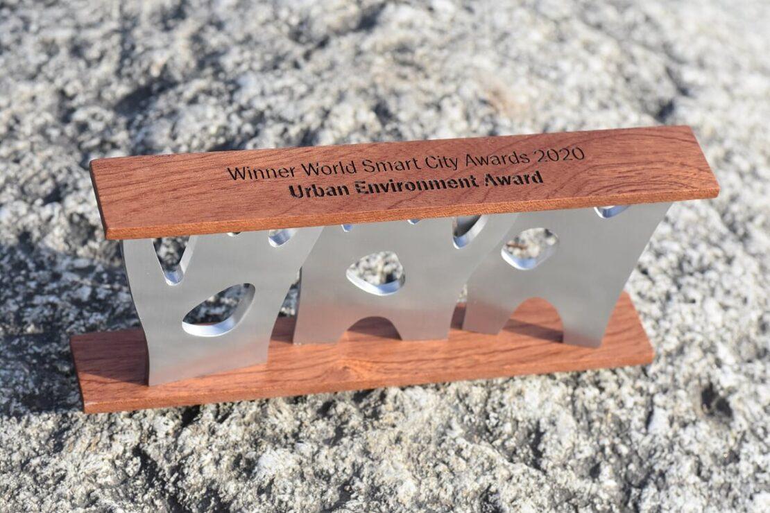 MindSphere City wins Urban Environment Award