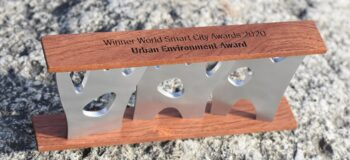 MindSphere City wins Urban Environment Award