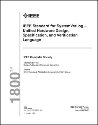 IEEE Std 1800-2012