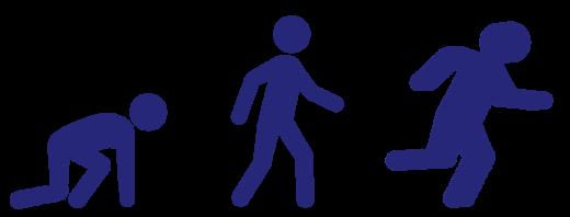 crawl-walk-run