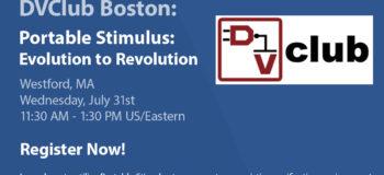 Join us at DVClub Boston
